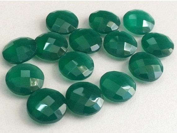 Green Onyx Faceted Mix Stone 5x6mm Green Onyx Gems PGPA131 5 Pcs Green Onyx Mix Shape Gemstone Lot 7x12mm