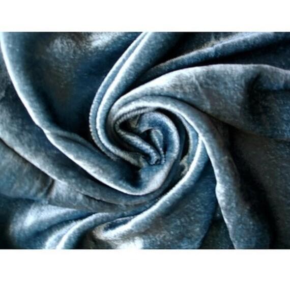 WHOLESALE OFFER 10/% OFF 6 Yards Violet Velvet Fabric