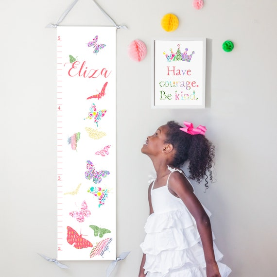 Butterfly Growth Chart