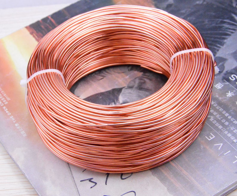 Cool 1 5Mm Wire 10M Aluminum Wire Aluminum Cord Artistic Etsy Wiring Cloud Usnesfoxcilixyz