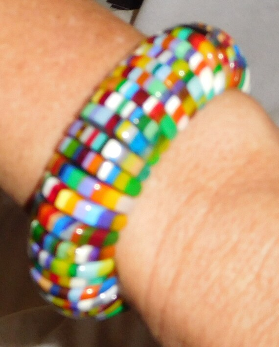Sobral Magazine Visionaire Day Rainbow Stripe Half