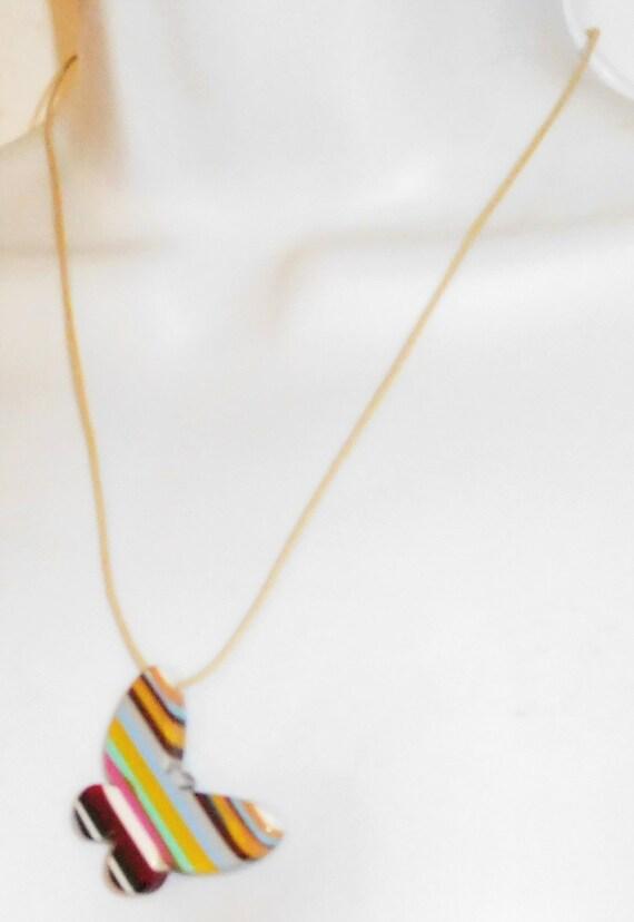 Sobral Sombra Chinesa Borboleta Butterfly Pop Art… - image 2