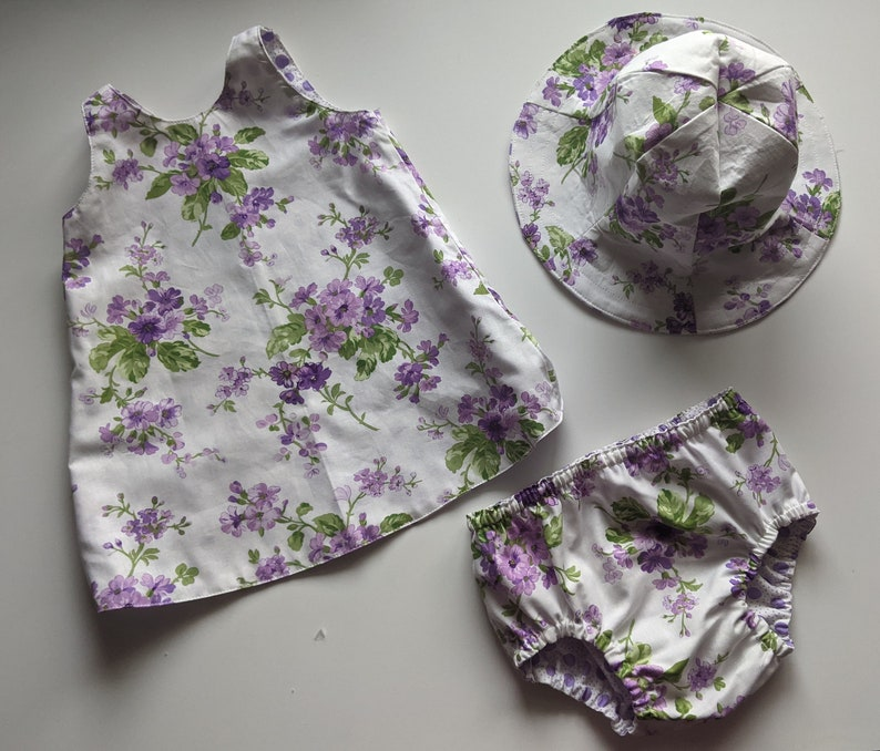 3 Piece Reversible Outfit 12-18 months