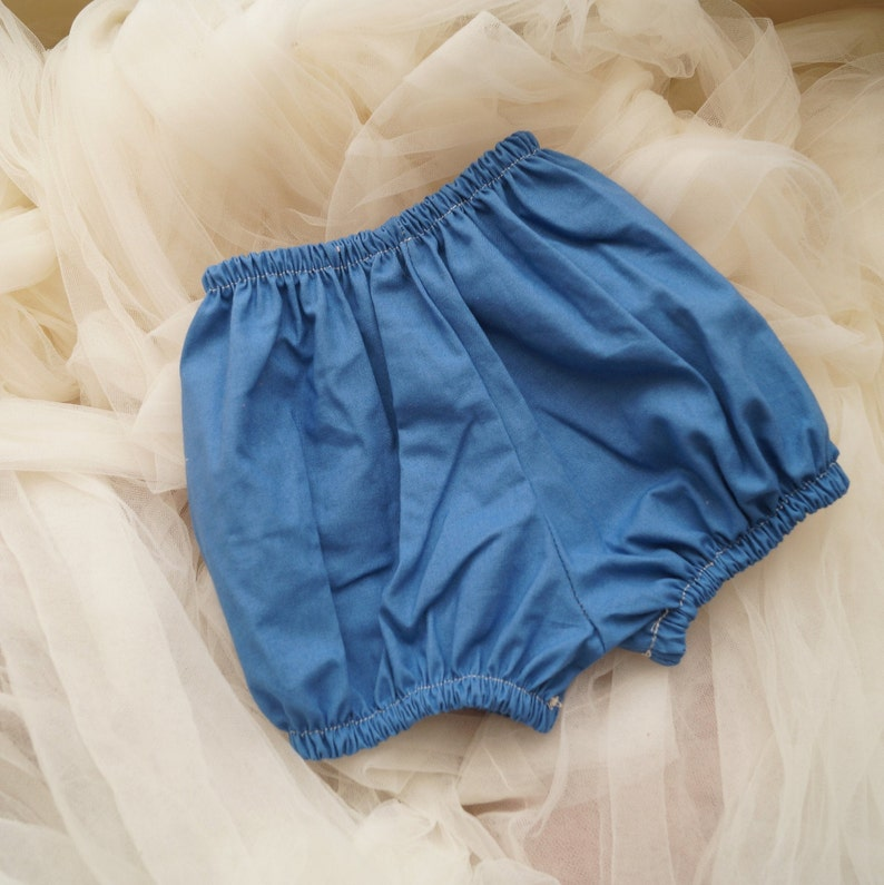 Baby blue Baby bloomers baby girl clothes boho baby Baby bloomers cake smash outfit girl