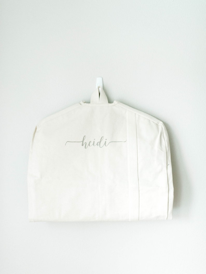 wedding dress garment bag personalized wedding dress travel bag