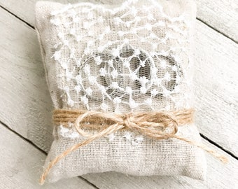 Ring Bearer Pillow for Wedding