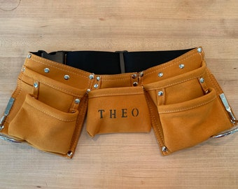 Personalized Kid's Tool Belt