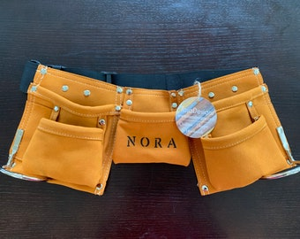 Personalized Kid's Carpentry Tool Belt