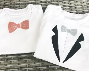 Fancy Baby Onesie & Toddler T-Shirt