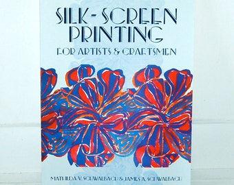 The Art of Screen Printing, for the Home or Business