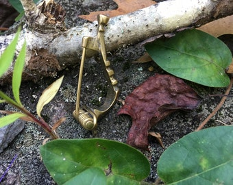 Roman Trumpet Fibula Brooch