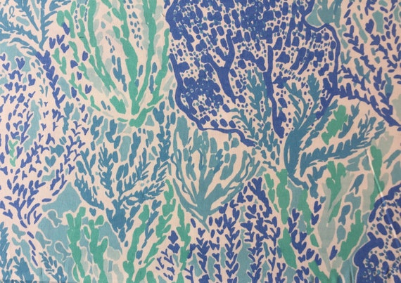 a5df28e949bd42 Lilly Pulitzer Let's Cha Cha in Shorely Blue Designer | Etsy