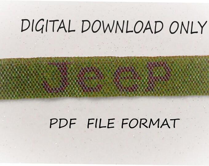 Digital Beading Patterns - Jewelry Wizard Designs