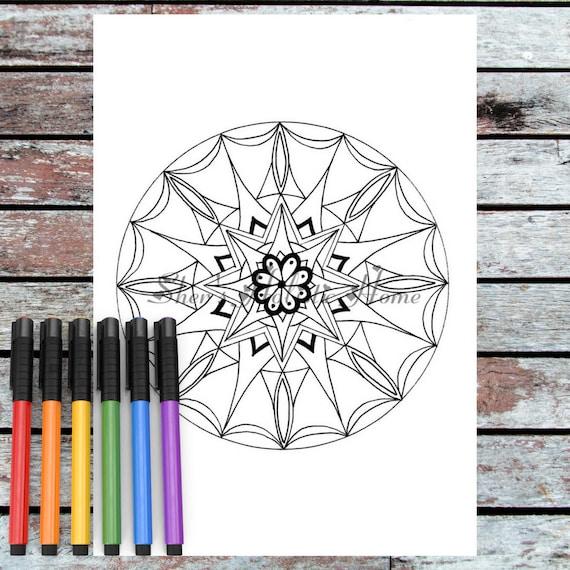 Kids Colouring Kids Colouring Pages Colouring For Kids Etsy