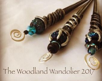 Magic Wand Hair Sticks