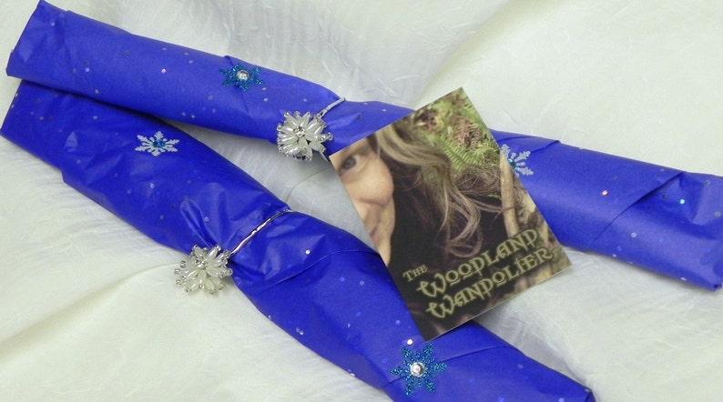 Snow Queen Wand Frozen Princess Winter Fairy Wand Ice Queen