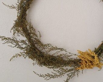 Herbal Wreath - Sweet Annie Wormwood