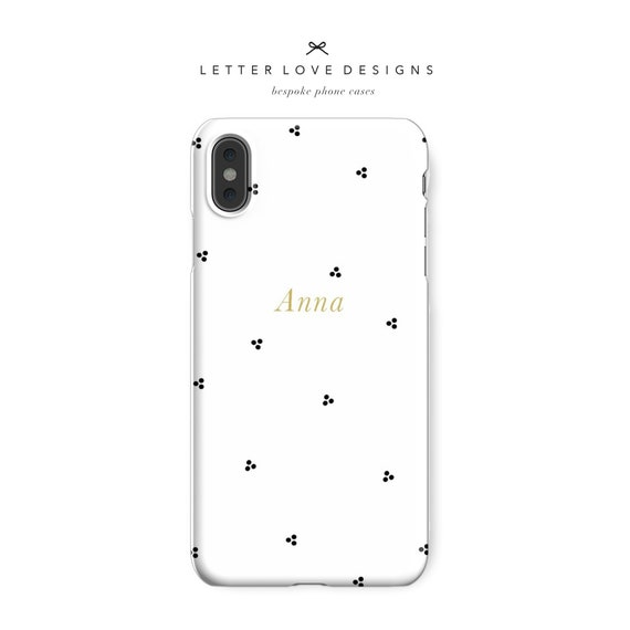 Personalized Iphone Xs Max Case Iphone 7 Plus Case Iphone 6s Etsy