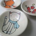 Hedgehog Soy Bowl - Reserved for Alexandra