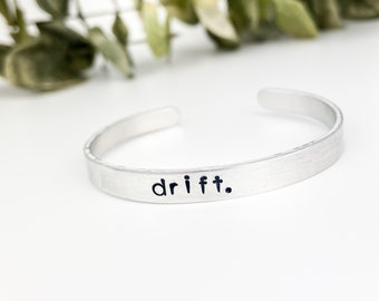 Free Spirit Jewelry, Wild Soul Jewelry, Gift for Traveler, Bohemian Jewelry, Boho Bracelet, Gift for Hippie, Drift Jewelry, Travel Gift
