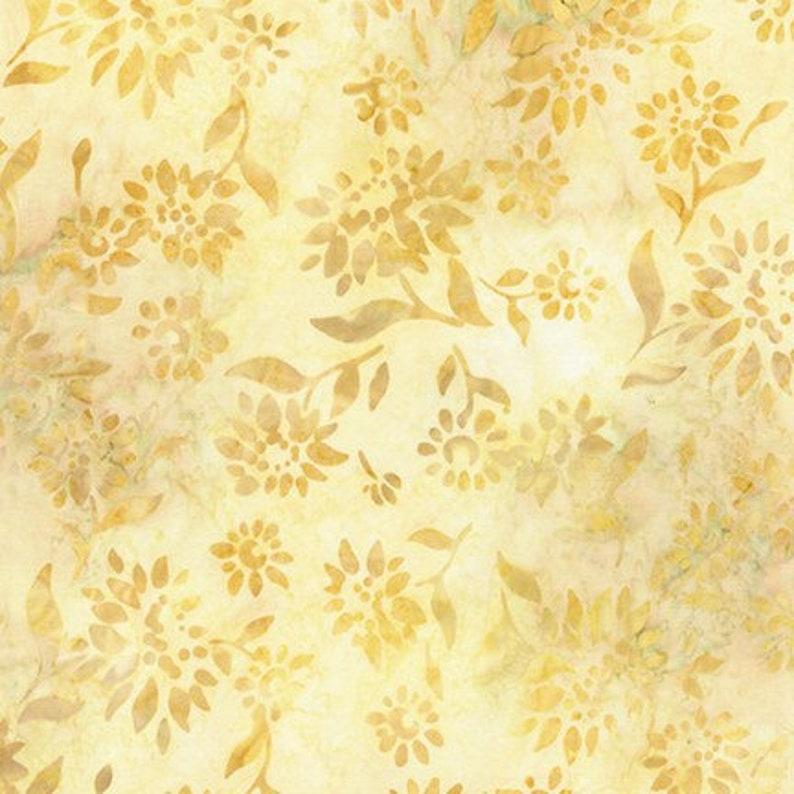 Artisan Batik 18794-125 SUNFLOWER by Lunn Studios Combed image 0