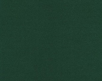 NEW ORGANiC Solid Flannel, M263-1361 SPRUCE from Mammoth Collection, Apparel fabric, Fabric by Yards, Robert Kaufman