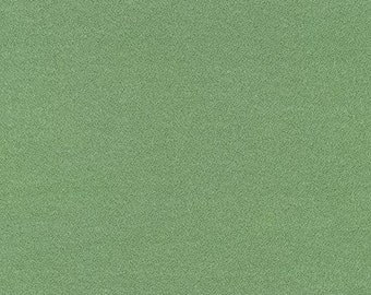 NEW ORGANiC Solid Flannel, M263-1321 SAGE from Mammoth Collection, Apparel fabric, Fabric by Yards, Robert Kaufman