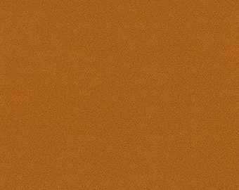 NEW ORGANiC Solid Flannel, M263-1318 RUST from Mammoth Collection, Apparel fabric, Fabric by Yards, Robert Kaufman