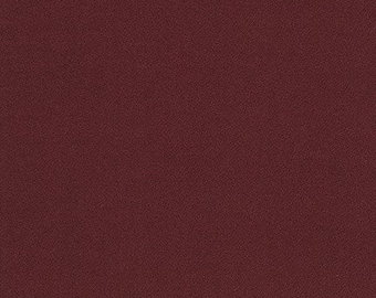 NEW ORGANiC Solid Flannel, M263-1294 PLUM from Mammoth Collection, Apparel fabric, Fabric by Yards, Robert Kaufman