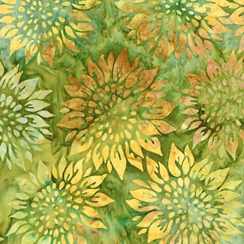 Artisan Batik 18791-47 GRASS by Lunn Studios Combed Cotton image 0