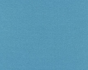 NEW ORGANiC Solid Flannel, M263-1028 BLUE from Mammoth Collection, Apparel fabric, Fabric by Yards, Robert Kaufman