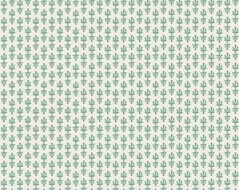 PREORDER ship end DEC, RP709-SA4 Petal - Sage Fabric, Camont Collection, Cotton and Steel, Quilting Weight Cotton