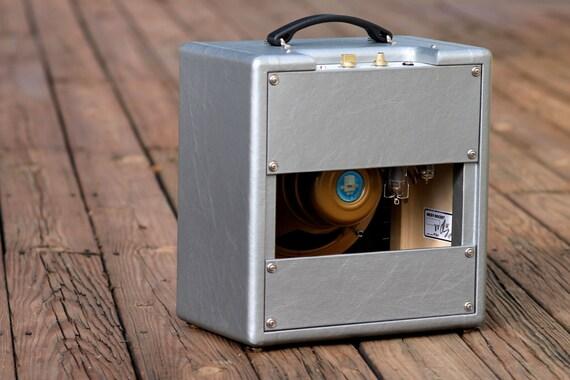 Ricky Rocket Vox AC4 clone 5 Watt Tube Amp - Deluxe Amplification