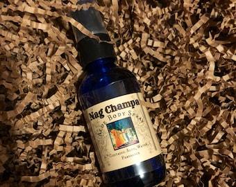2 oz Nag Champa Aloe Body Spray