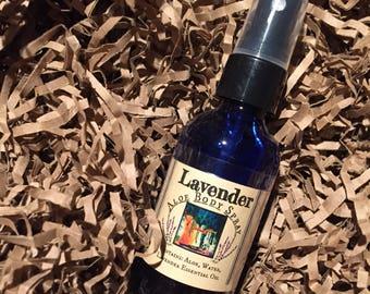2 oz Lavender Aloe Body Spray