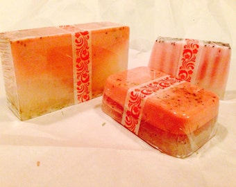Red Currant Goats Milk Hand Soap, 3 sizes