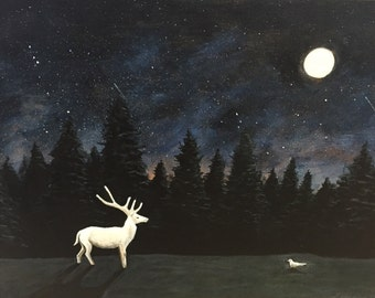 Night Stag