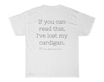 FLS: If You Can Read This, I've Lost My Cardigan