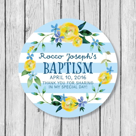 Mini Blue Soaps-thanks Communion for the guests for communion thank you for baptism