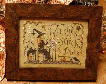 Witches Stitch Too