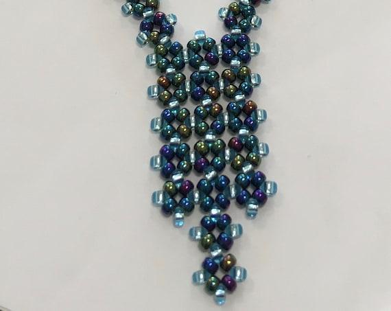 Kit, Sophia Necklace bead kit, jewellery making kit, beaded necklace kit, DIY kit