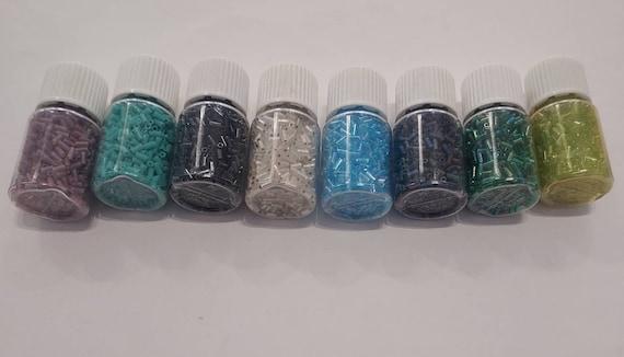 Miyuki bugle beads, glass beads, 3mm beads, Japanese bugle beads, 10g