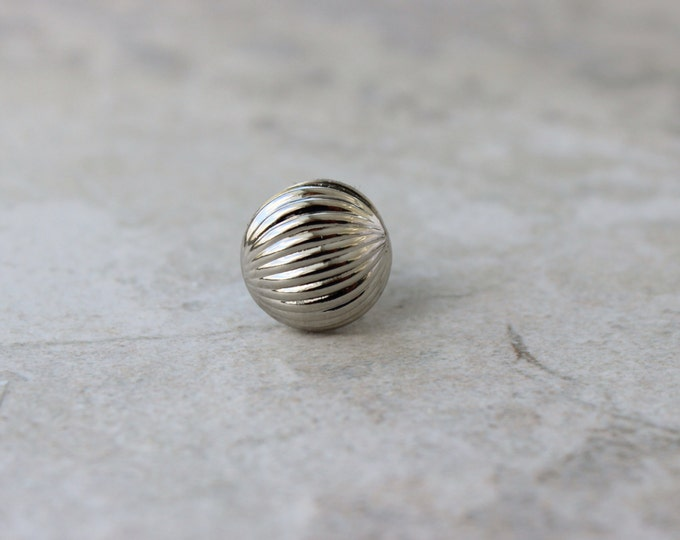 Tie Tack, Silver Tie Tack, Tie Pin, Silver Tie Pin, Mens Tie Pin, Tie Tack Pin, Mens Accessories, Mens Fashion, Gift for Dad, Gift for Him