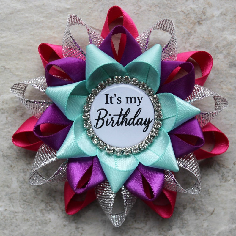 Its My Birthday Pin Gifts For Her Gift