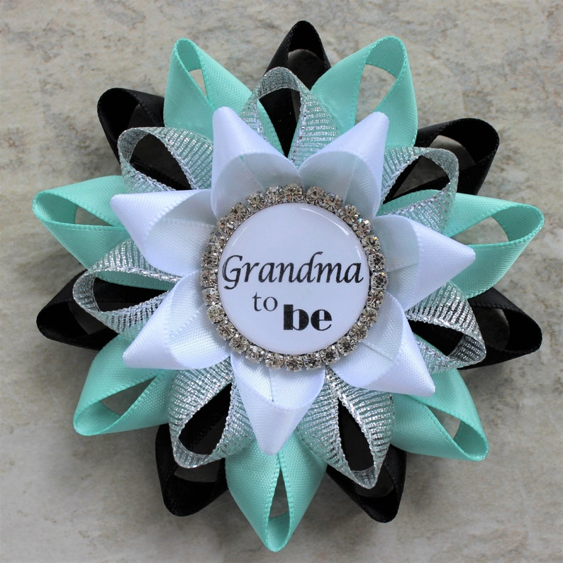 Black And Blue Baby Shower Decorations  from i.etsystatic.com