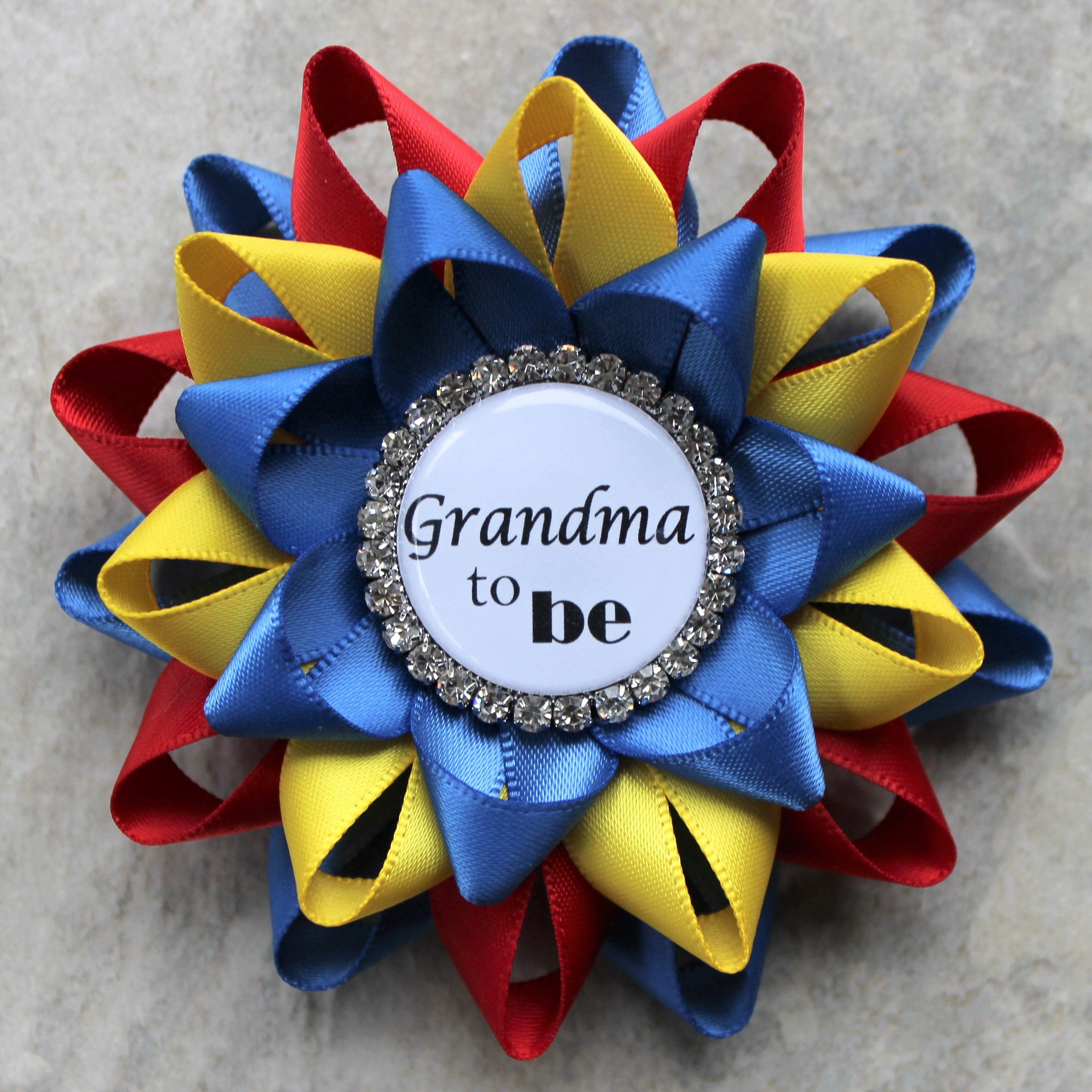 Boy Baby Shower Decorations Baby Boy Shower Corsages Etsy