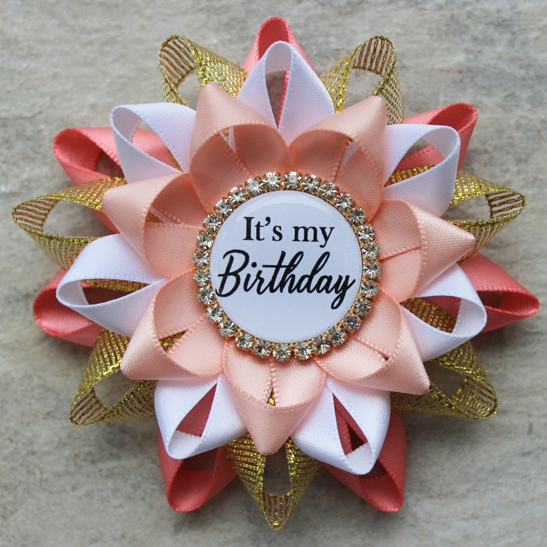 Birthday Gift For Her Pin Women Its My