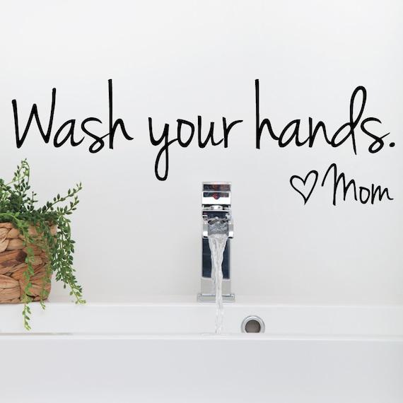 image 0 - Bathroom Wall Decals