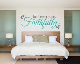 More Colors. Bedroom Decal, Bedroom Wall ...