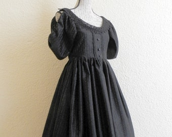 Decadent stripes dress - Gothic Lolita Dress
